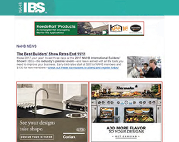 IBS Industry Tracker Email Newsletter