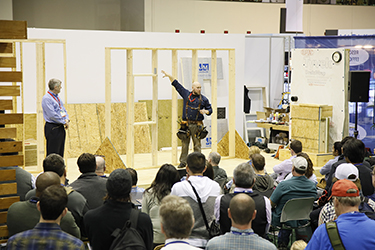Eo tools nahb international builders 39 show january 9 for 2017 nahb international builders show
